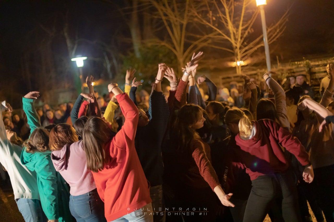 danse etres vivants collectif vecteur action culturelle projet normandie