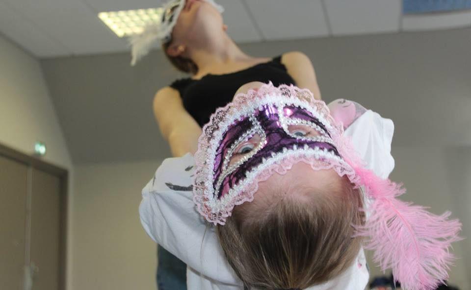 danse collectif vecteur action culturelle mascarade rouen normandie