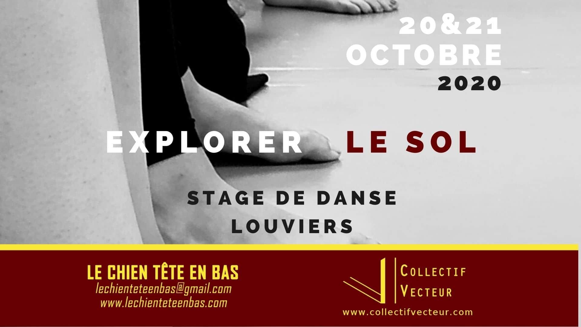 événement atelier stage danse remous SOL lechienteteenbas Louviers