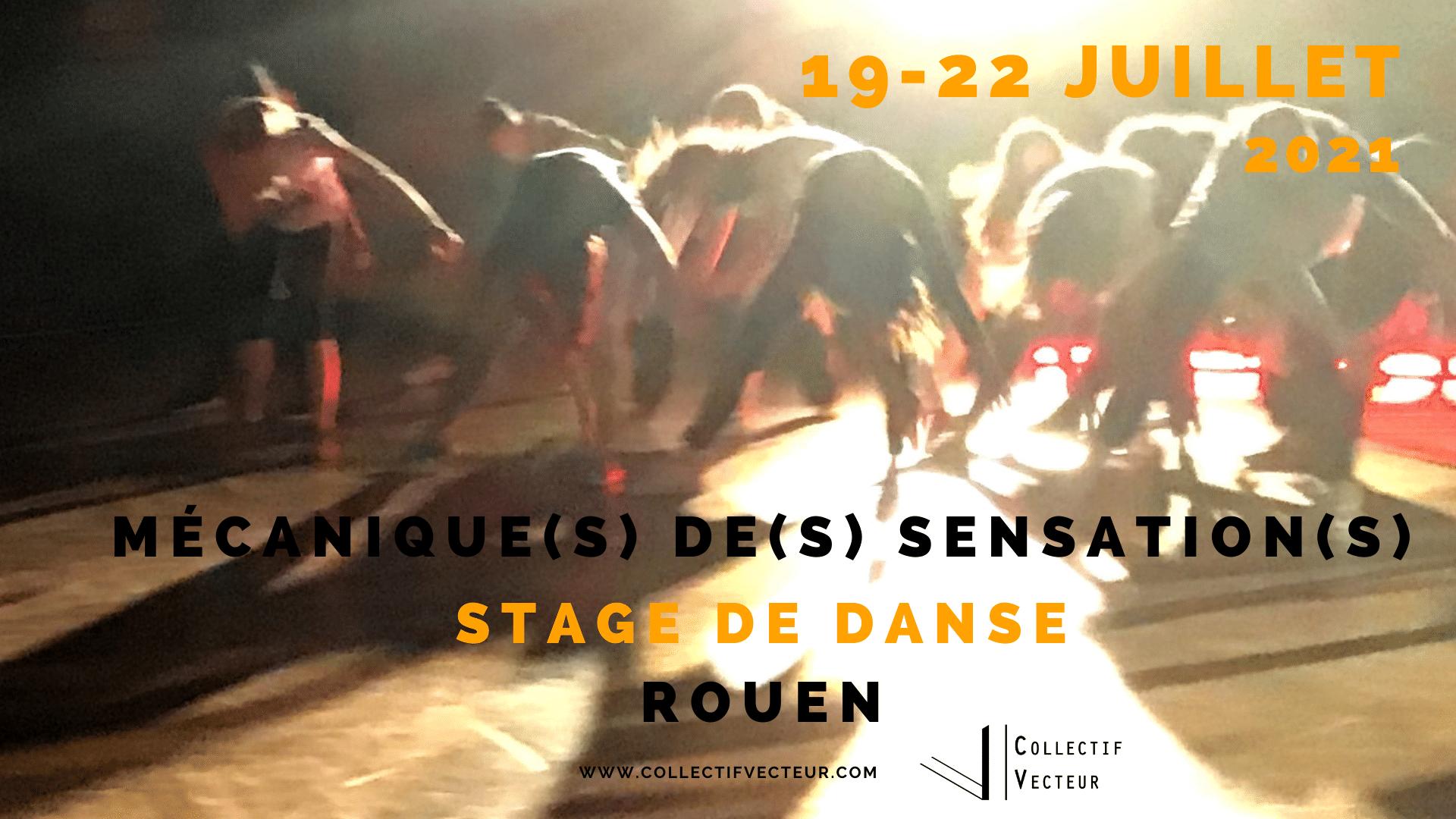 remous danse été stage ateliers collectif vecteur rouen normandie